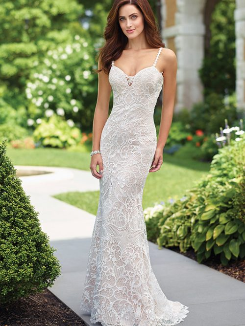 Enchanting 117179 Wedding Dress