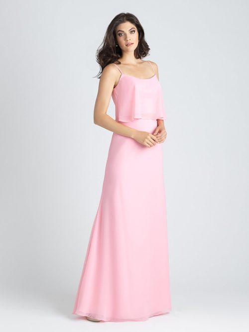 1525T Allure Bridesmaid Dress Top