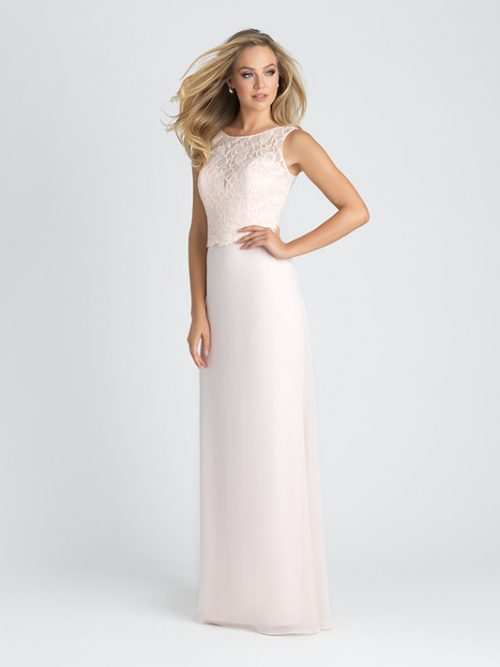 1530T Allure Bridesmaid Dress Top