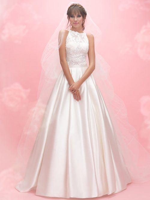 3056 Allure Romance Bridal Gown