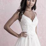 3257C Allure Roamnce Wedding Dress