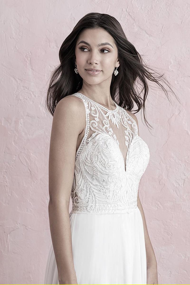 3266 Allure-Roamnce Wedding Dress