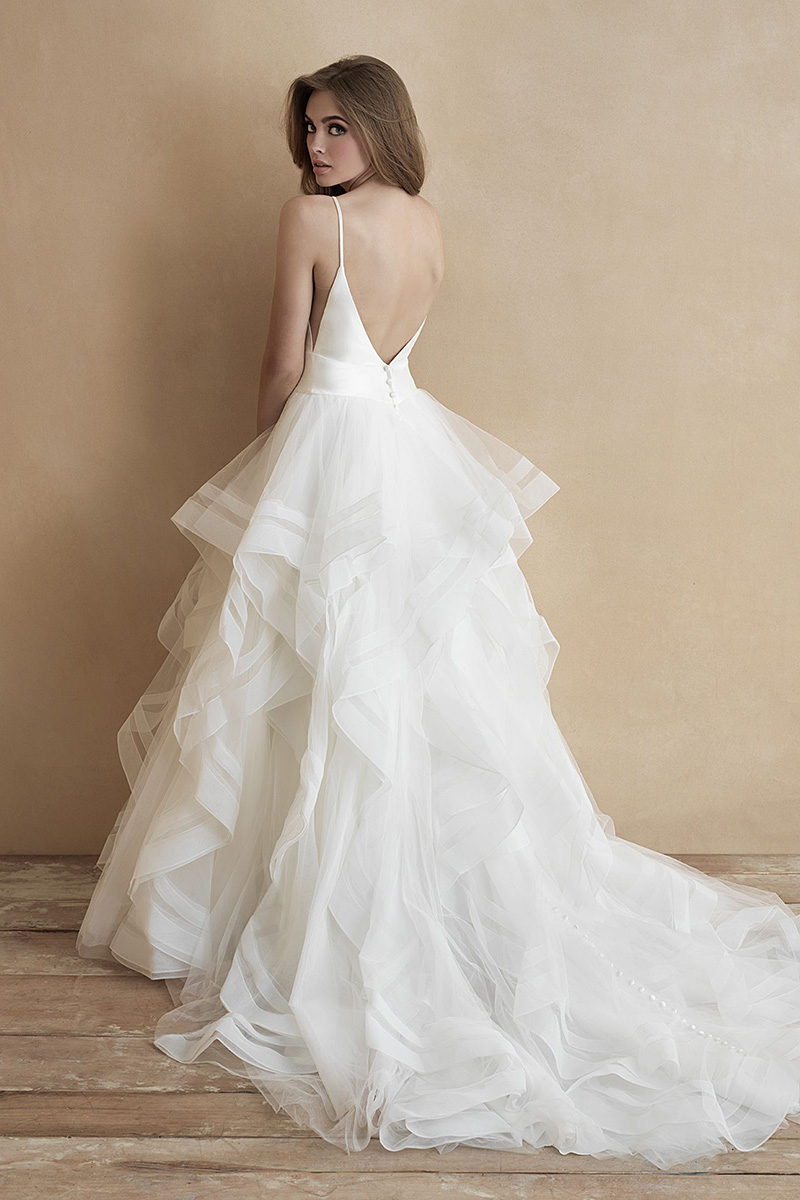 3319 Allure Romacne wedding dress