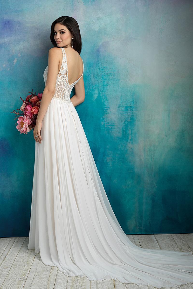 Allure Bridals 9525 Wedding Dress