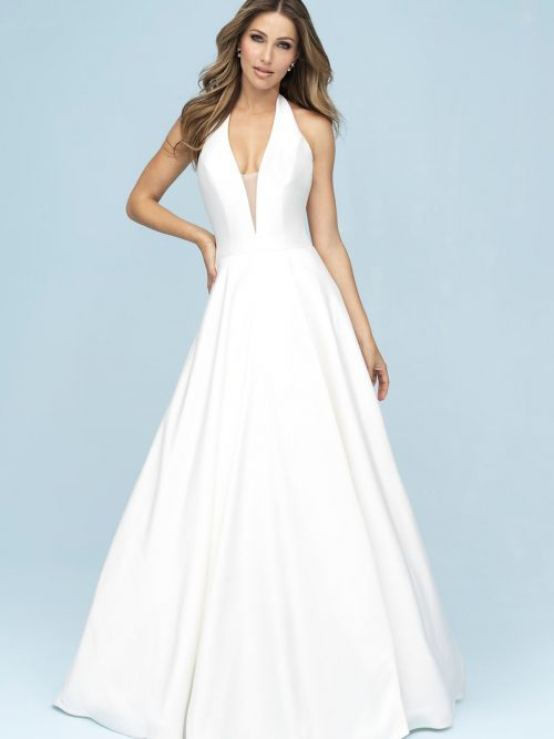 9617 Allure Bridals Bridal Gown