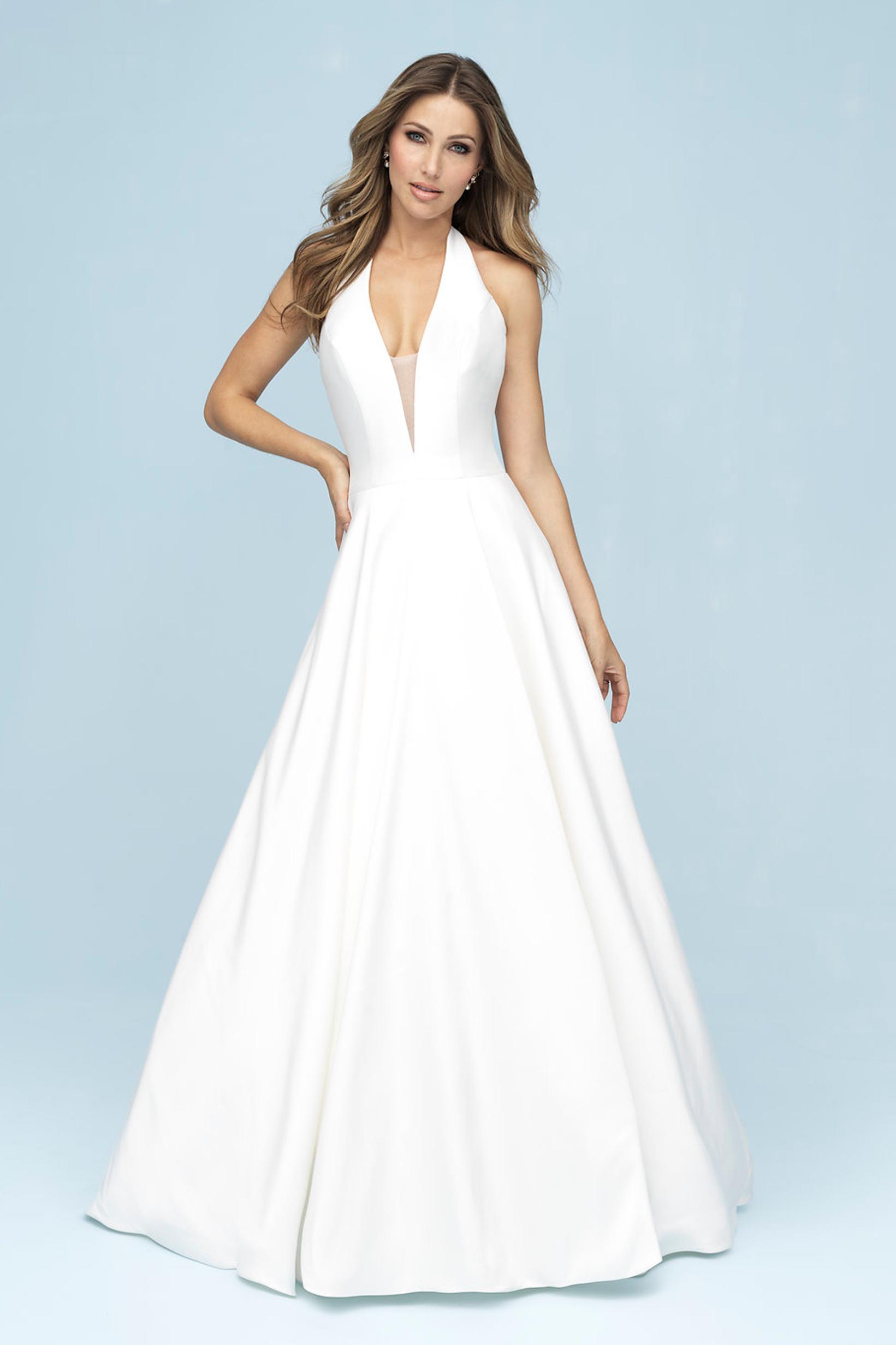 9617 Allure Bridals Bridal Gown