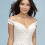 9619 9619 Allure Bridals Bridal Gown