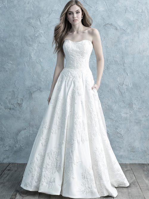 9650 Allure Bridals Ballgown