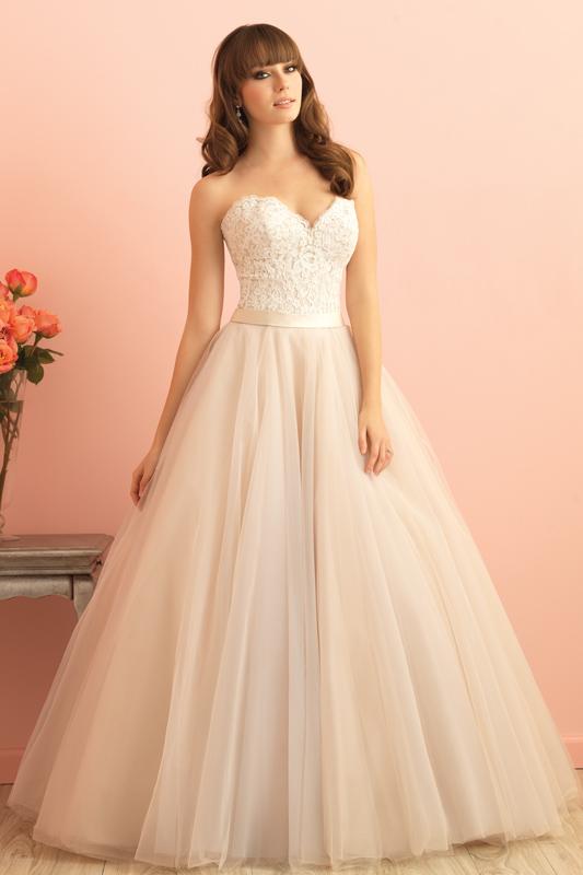 2853 Allure Romance Bridal Gown