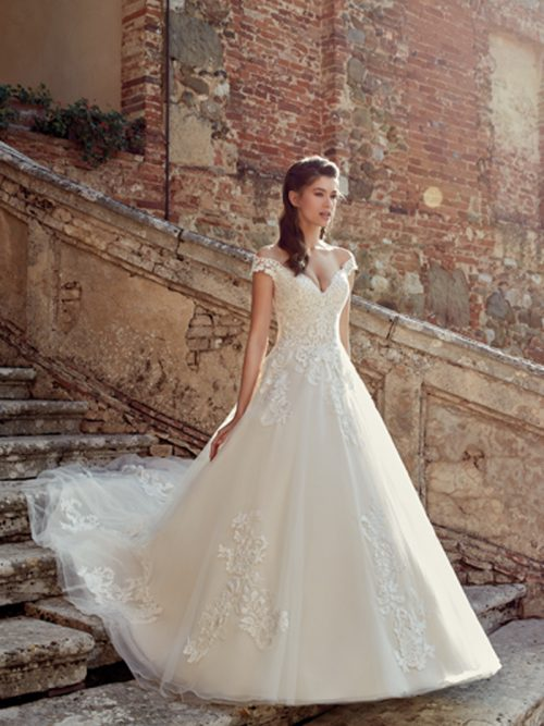 Eddy K Wedding Dress 1200