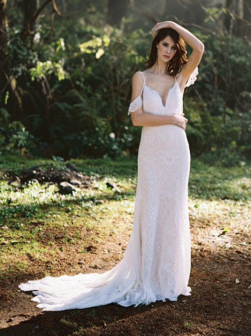 F118 Adelaide Bridal Gown
