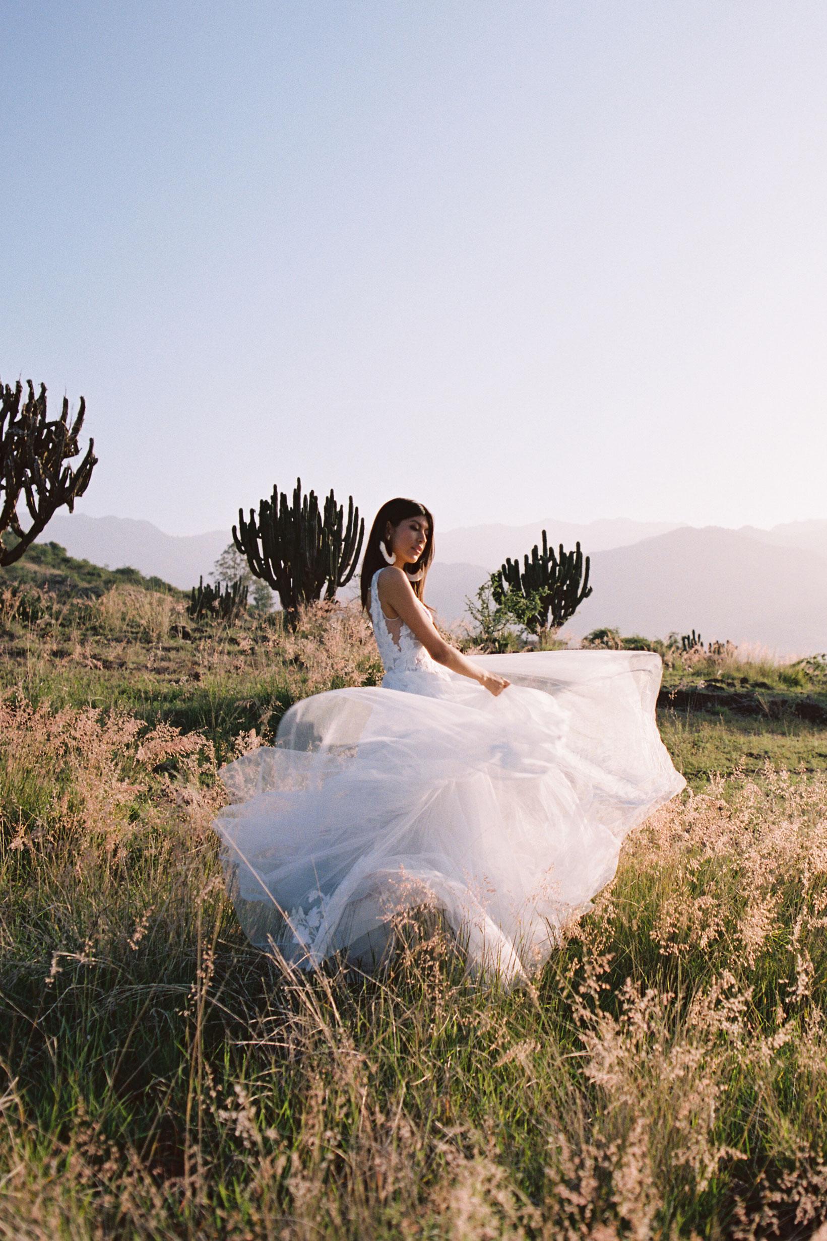 F142 Adara Wilderly Bridal Gown