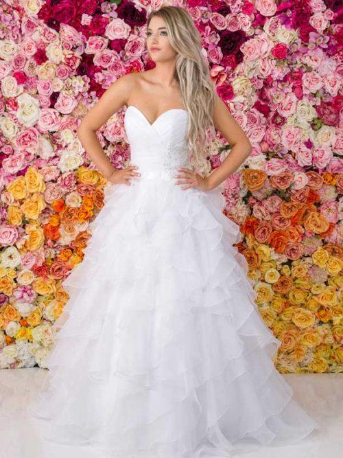 Allure Debutante Gown G200