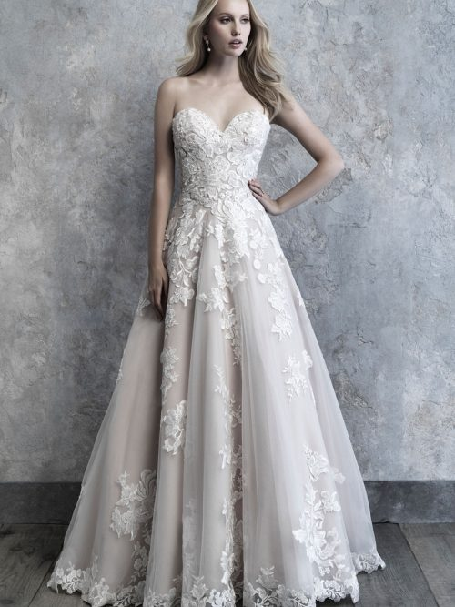 MJ516 Madison James Wedding Dress