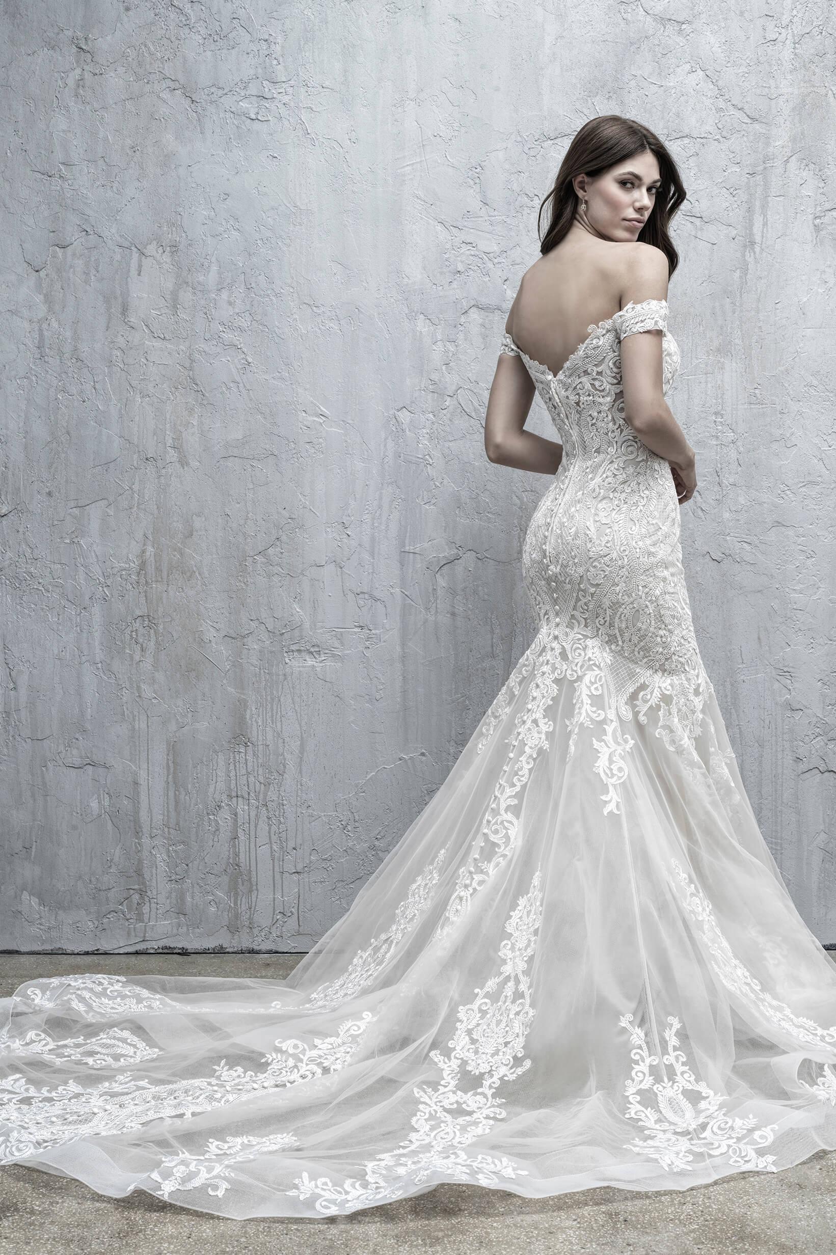 MJ557 Madison James Wedding Dress