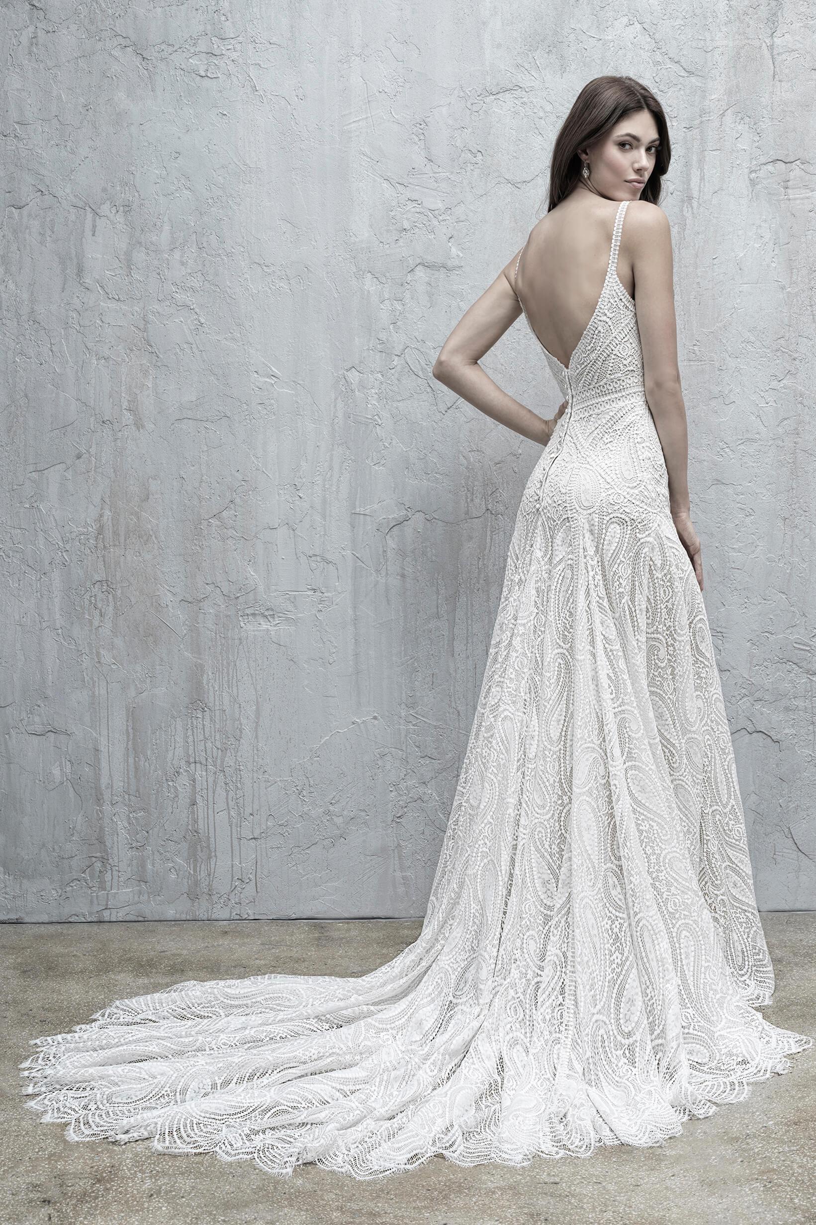 MJ570 Madison James Princess Line Dress
