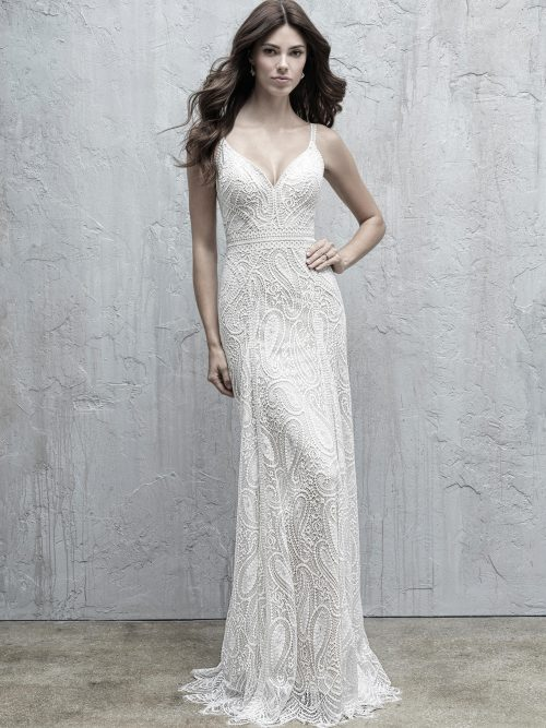 MJ570 Madison James Wedding Dress