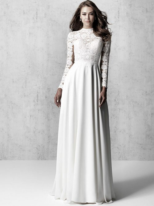 Long Sleeve Wedding Dress Madison James MJ623