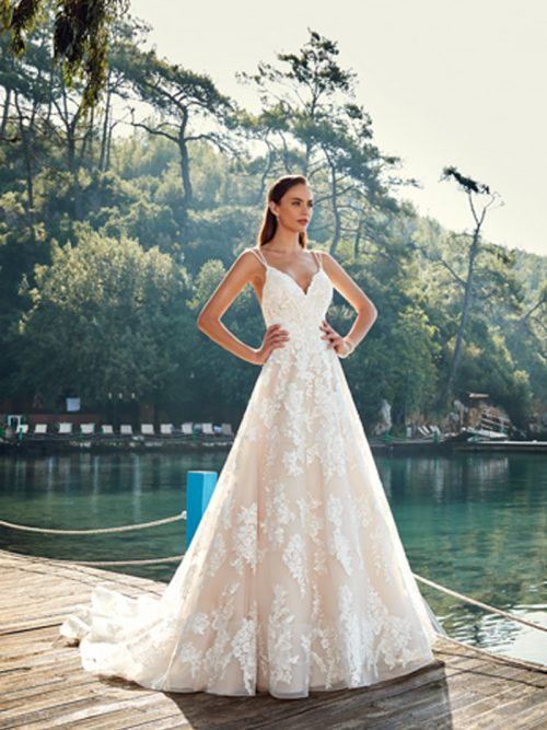 Eddy K Classic Elegance Wedding Dress
