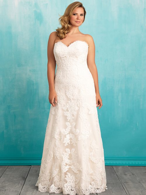 W370 Allure Women Bridal Gown
