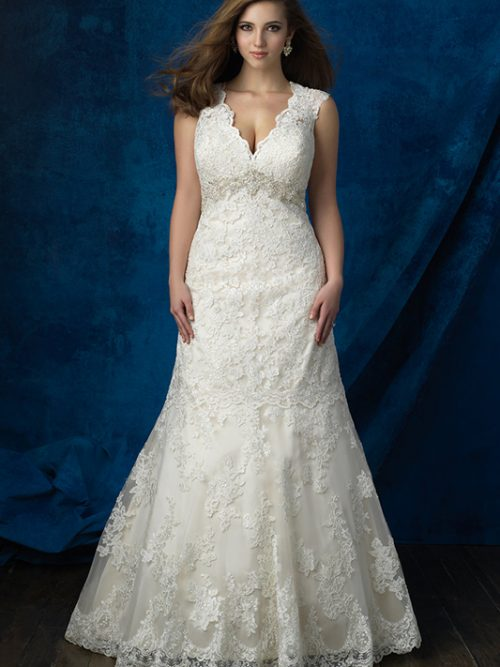 W386 Allure Women Bridal Gown