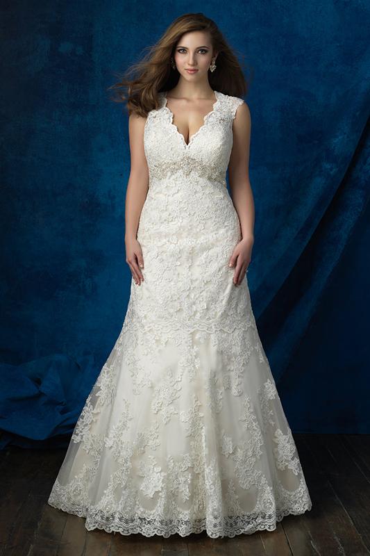 W386 Allure Women Bridal Gown
