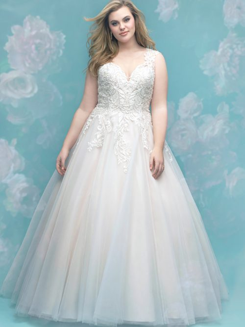 W401 Allure Women Bridal Gown