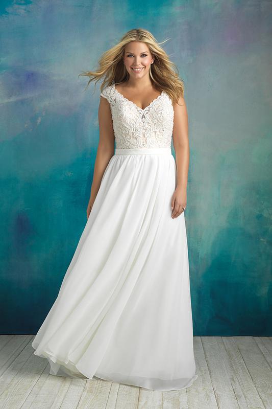 W415 Allure Women Bridal Gown