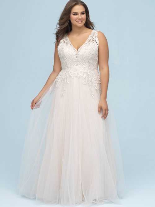 W440 Allure Women Bridal Gown
